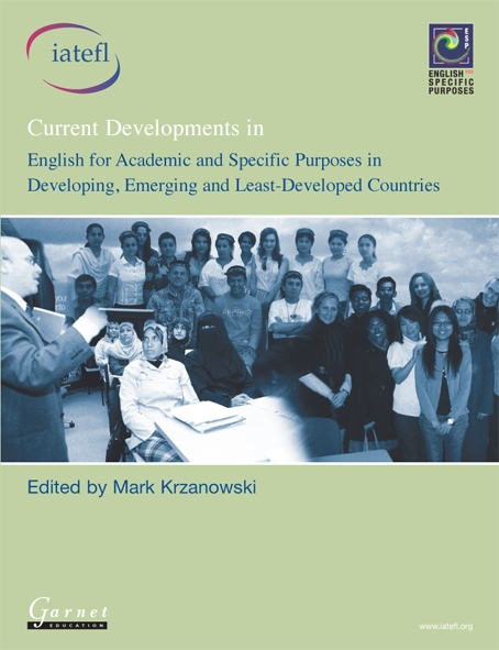 Current Developments in English for Academic and Specific Purposes in Developing, Emerging and Least-Developed Countries