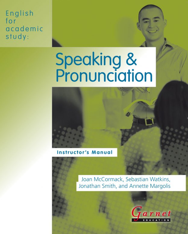 EAS US: Speaking & Pronunciation IM