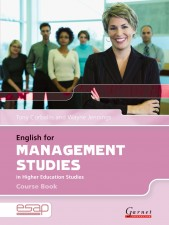 English for Management Studies in Higher Education Studies Course Book