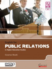 English for Public Relations in Higher Education Studies Course Book