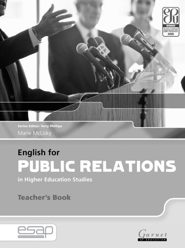 ESAP Public Relations TB