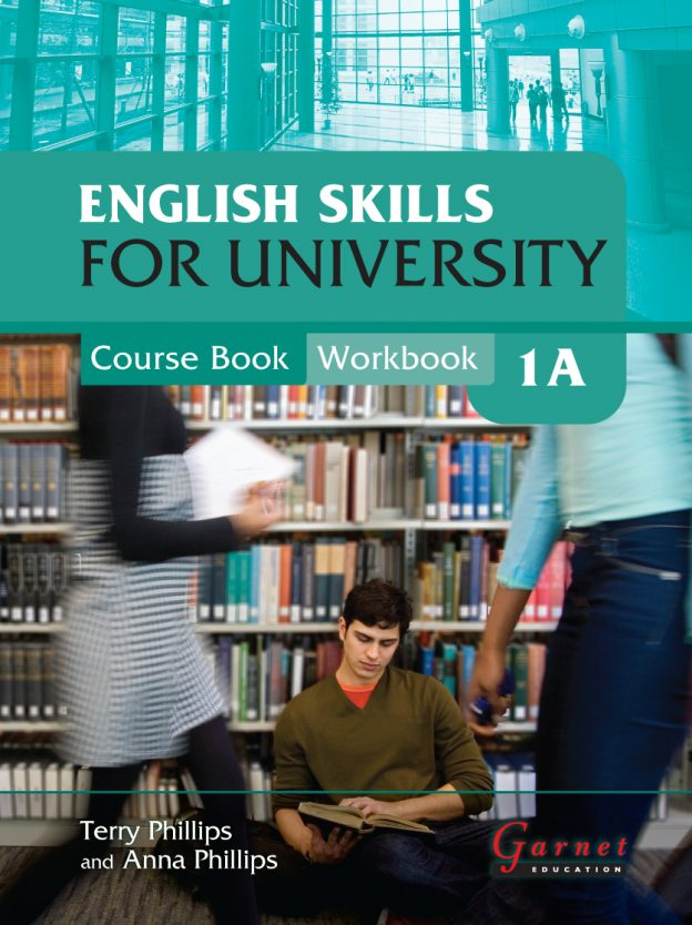 English Skills for University Level 1A CBWB