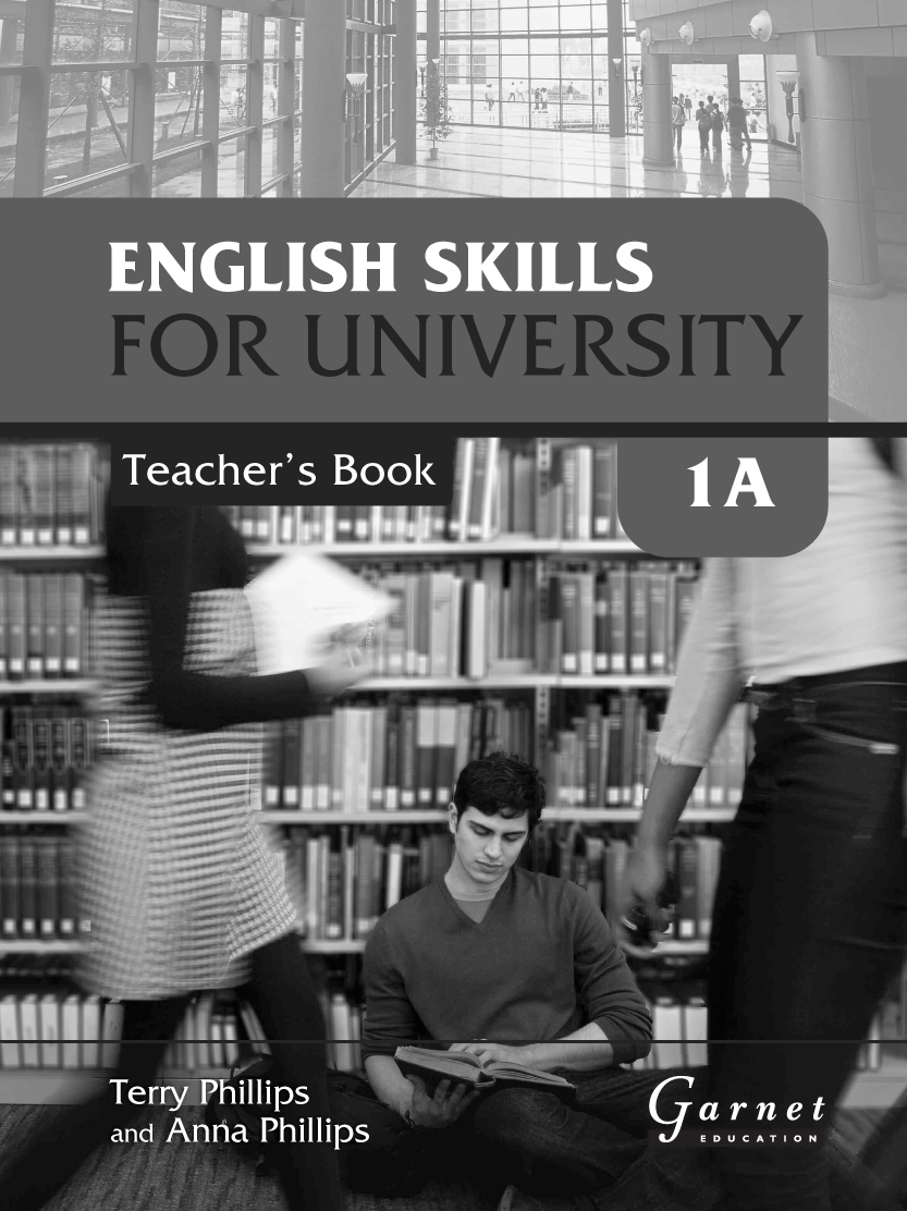 English Skills for University Level 1A TB