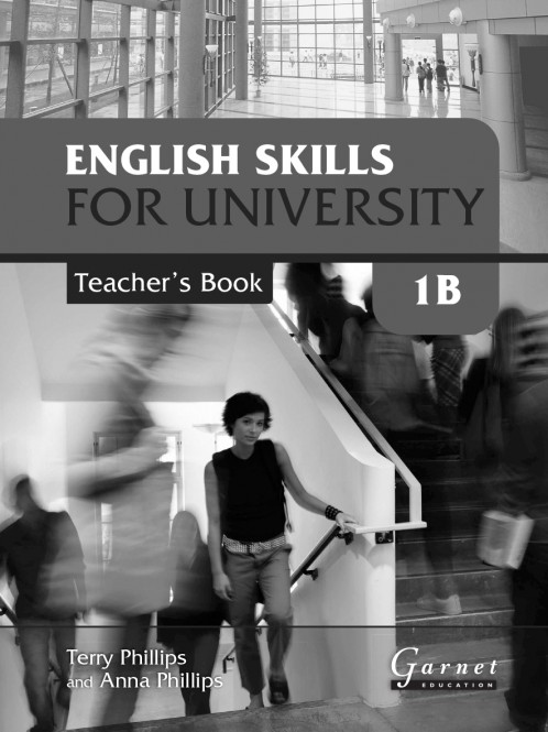 Eng Skills for Uni 1B TB