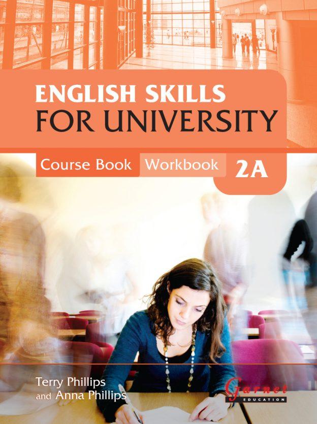 English Skills for University Level 2A CBWB