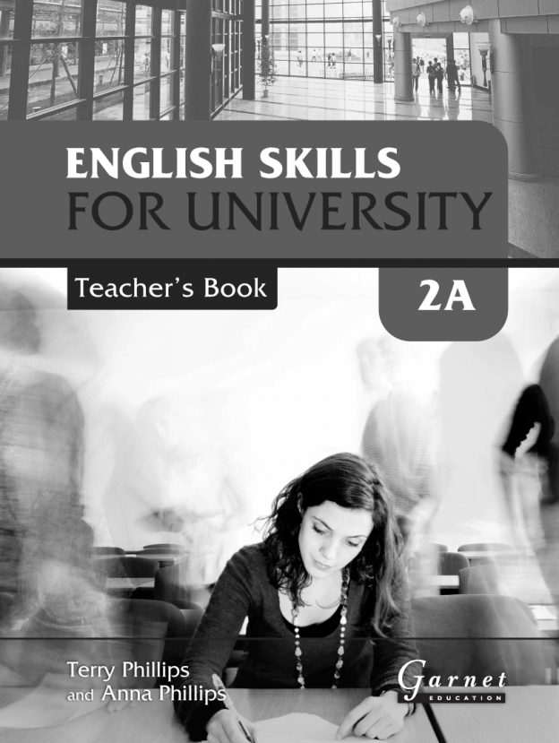 English Skills for University Level 2A TB