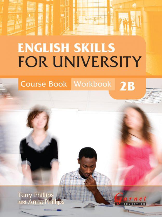 English Skills for University Level 2B CDWB