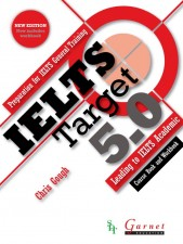 IELTS Target 5.0 CBWB new edition with sticker