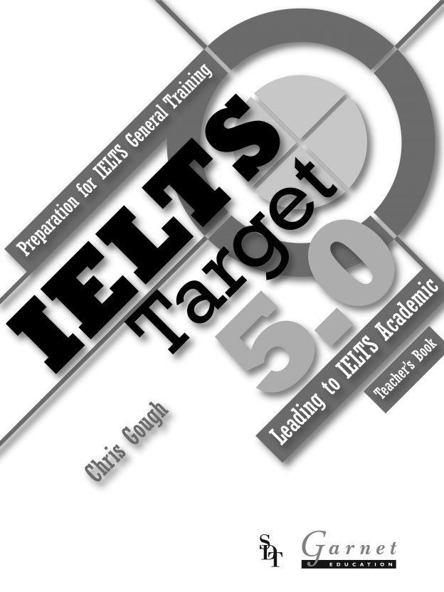 IELTS Target 5.0 TB New ed