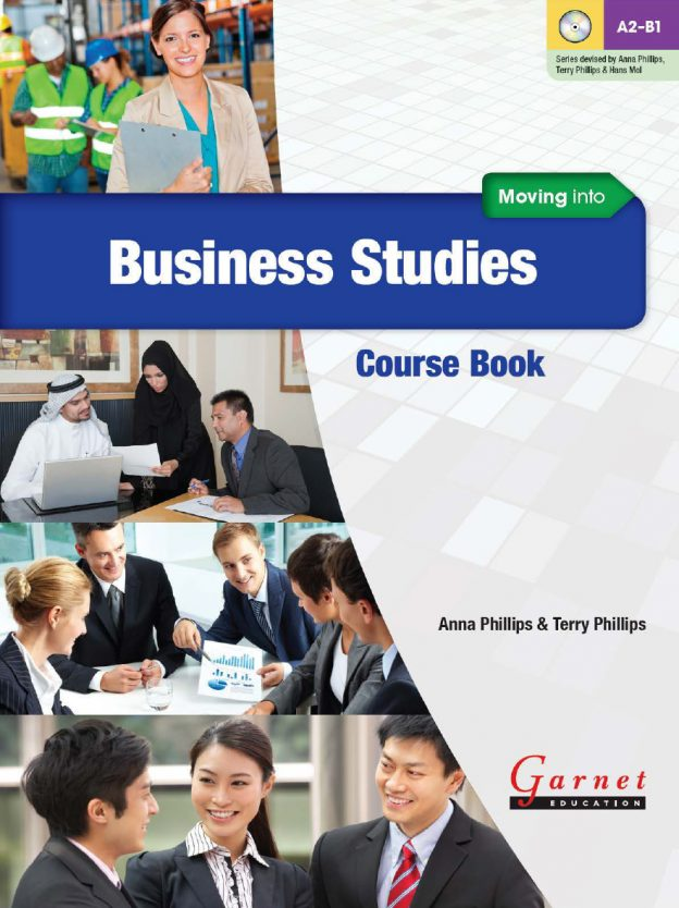 Moving into Business Studies CB