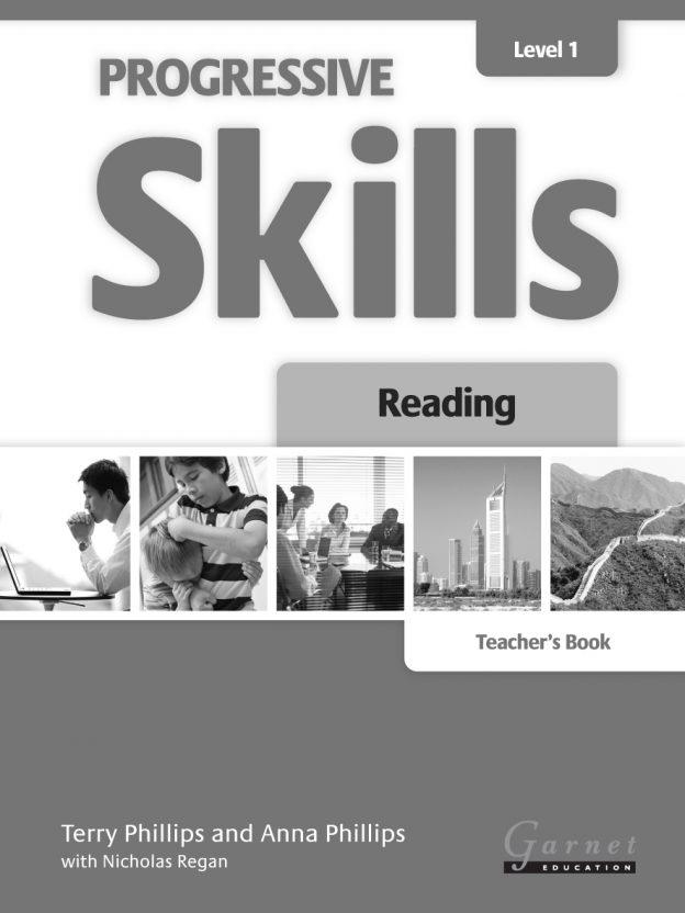 Progressive Skills 1 Reading TB