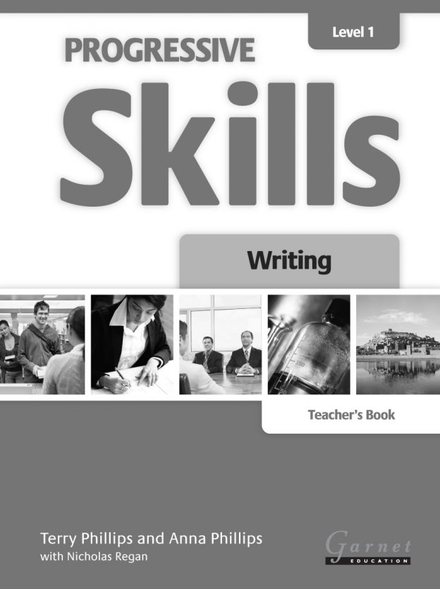 Progressive Skills 1 Writing TB