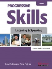 Progressive Skills 4 Listening and Speaking CB