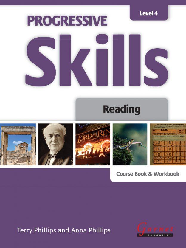 Progressive Skills 4 Reading CBWB