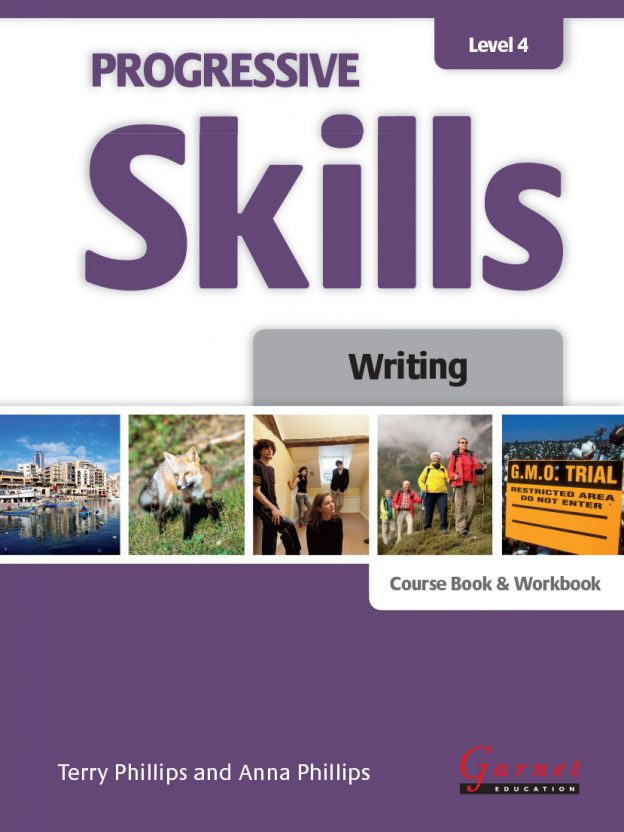 Progressive Skills 4 Writing CB
