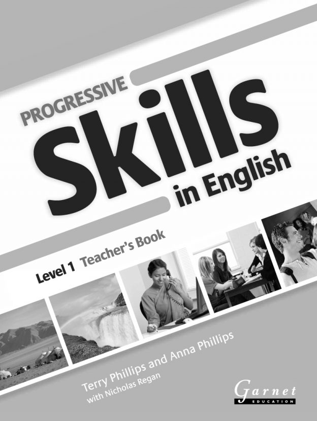 Progressive Skills in English 1 TB