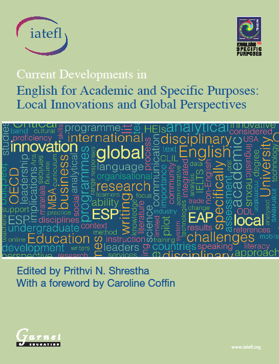 Research papers in english for specific purposes