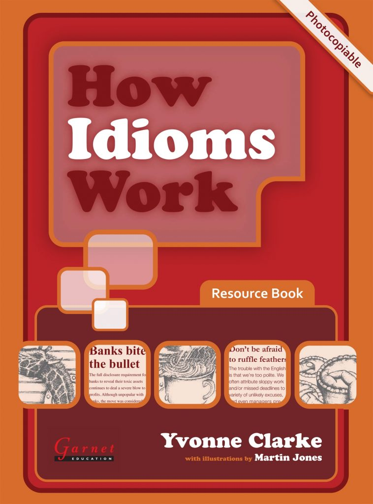 Book cover of How Idioms Work.